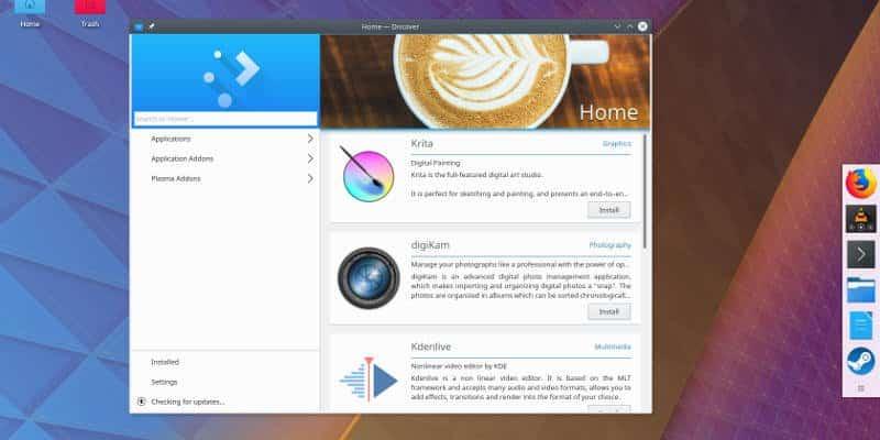 هل مراكز البرمجيات لـ Linux GUI لها أي إضافات جيدة؟ هيا نكتشف!