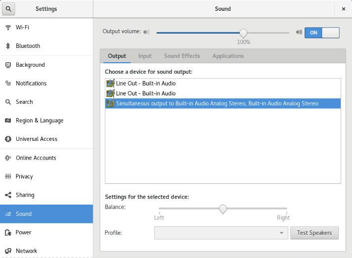 Comment lire de l'audio via deux sorties de périphérique ou plus sous Linux - Linux