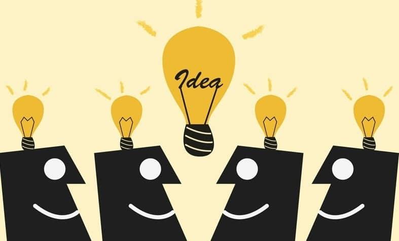 brainstorm DzTechs - أفضل 10 مجالات و نيتشات لعام 2020 لبدء متجر الدروبشبينغ الخاص بك