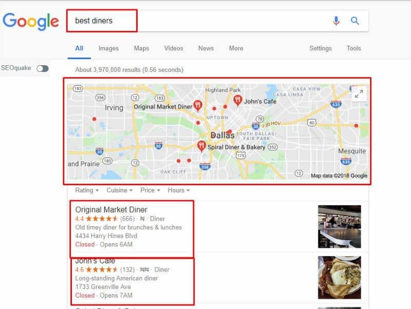 5 طرق لتعيين الموقع في بحث Google وميزات الموقع الجغرافي أثناء السفر - شروحات