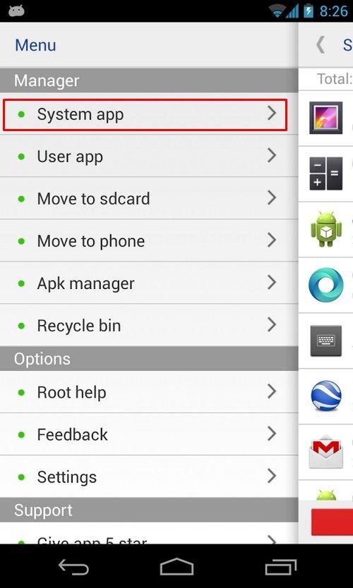 كيفية إزالة Bloatware (التطبيقات المثبتة مسبقا) من جهاز الأندرويد الخاص بك