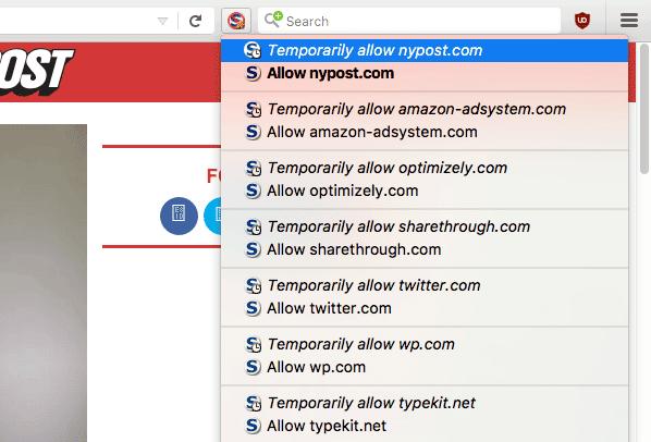 Comment bloquer le JavaScript intrusif sur les navigateurs Google Chrome et Firefox