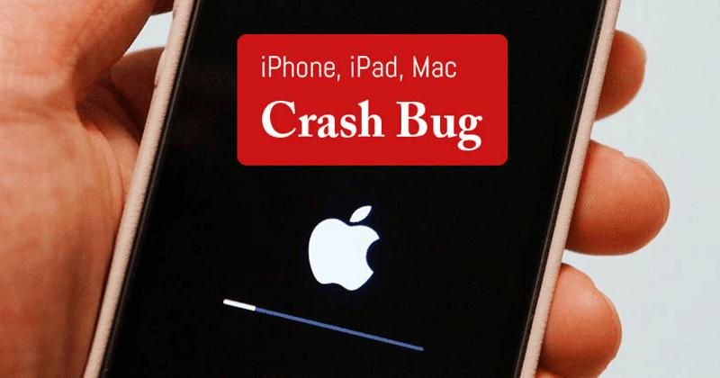 احترس! صفحة الويب هذه يمكن أن تعطل iPhone و MacOS الخاص بك