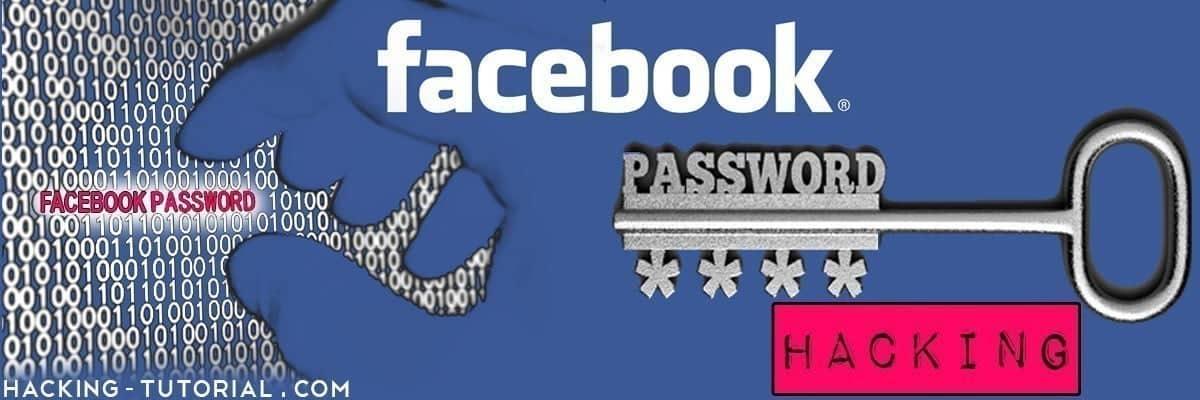 كيفية هكر واختراق كلمة المرور لحساب Facebook لشخص ما بمجموعة من