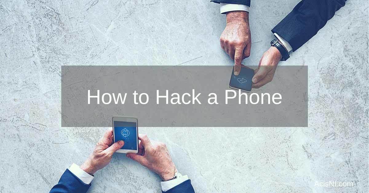 كيفية هكر واختراق الهاتف الذكي لشخص ما - الدليل الكامل (2020)