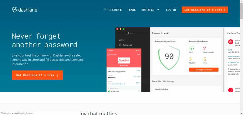 أفضل مدراء كلمة المرور الذين يعملون على نظام التشغيل ChromeOS - Chromebook