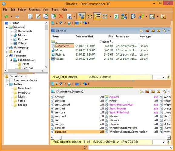 3 بدائل مجانية لـ Windows Explorer يجب عليك استخدامها