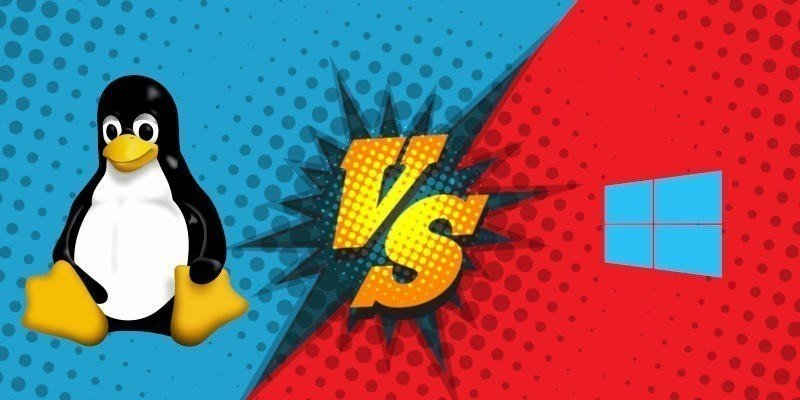Linux ضد Windows : نظرة موضوعية على نظامي التشغيل - مقالات