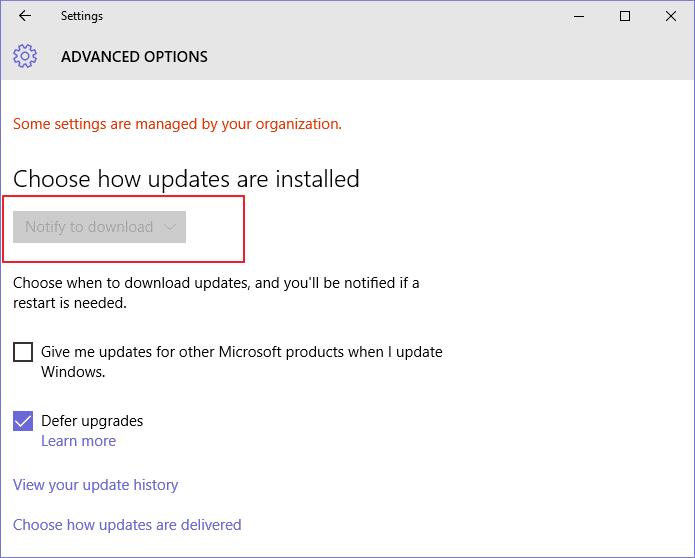 3 طرق لإيقاف تحديثات Windows 10 الإجبارية