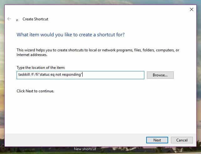 كيفية إغلاق التطبيقات غير المستجيبة في نظام التشغيل Windows 10 - الويندوز