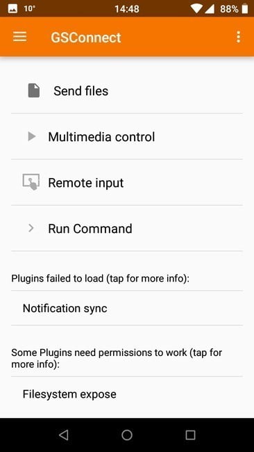 كيفية توصيل هاتف Android بسطح المكتب Gnome باستخدام GSConnect