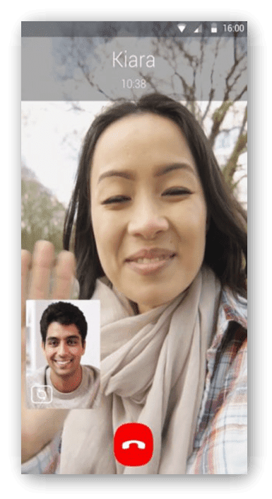 Meilleures applications pour passer des appels vidéo entre Android et iPhone - Android iOS