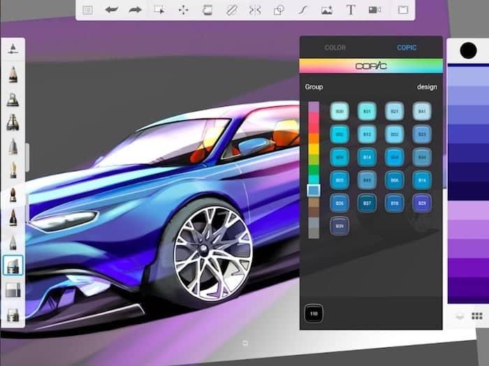 أفضل بدائل تطبيق Procreate لنظام التشغيل Android و Windows لإنشاء رسومات فنية تقنيات ديزاد