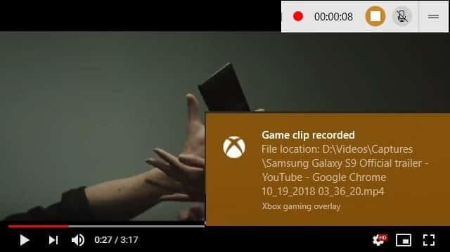 كيفية تحسين تسجيل فيديو للشاشة على جهاز Windows