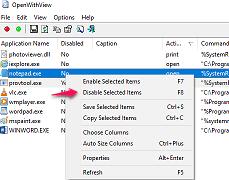 """Comment supprimer des applications du menu """"Ouvrir avec"""" dans Windows 10 - Windows"""