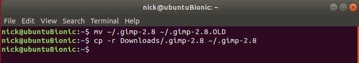 كيفية جعل برنامج GIMP يبدو ويعمل مثل برنامج Photoshop - شروحات
