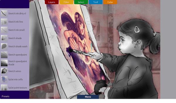 Meilleures alternatives de procréation pour Android et Windows pour créer des dessins artistiques - Android iOS Best Windows