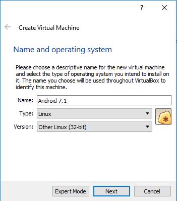 الدليل الكامل لتشغيل Android باستخدام VirtualBox