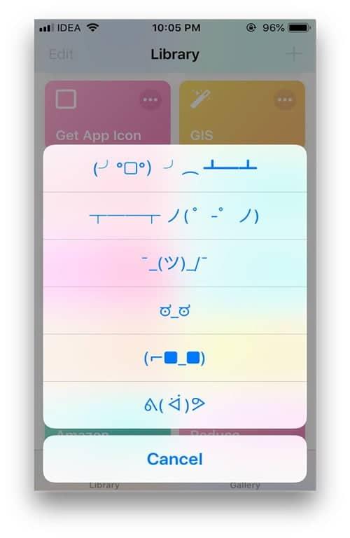 20 من الاختصارات المفيدة لتطبيق Apple Shortcuts على iOS 12