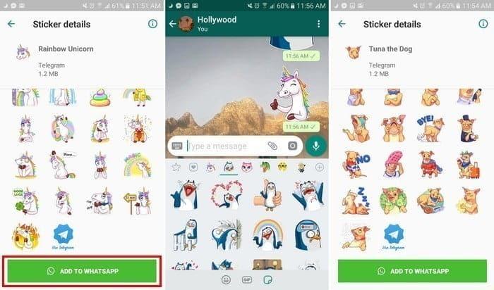 6 des meilleurs packs d'autocollants pour WhatsApp - Android Whatsapp