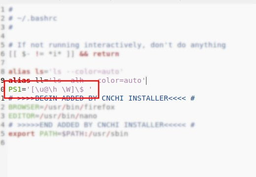 كيفية إزالة المستخدم واسم المضيف في موجه Terminal [خدع مهووس سريعة] - لينكس