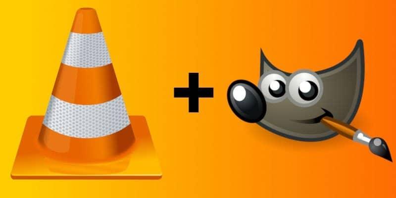 كيفية إنشاء ملف GIF من ملف فيديو باستخدام VLC و GIMP - شروحات