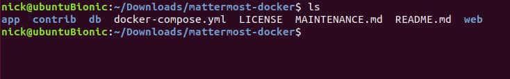 Comment configurer l'alternative Mattermost Slack sur le serveur Ubuntu - Linux
