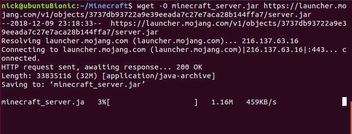 كيف تستضيف خادم Minecraft الخاص بك