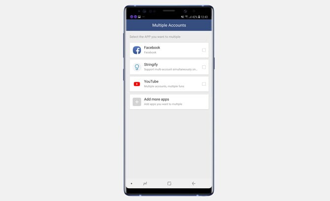13 من أفضل التطبيقات لجهاز Galaxy Note 8 / 9