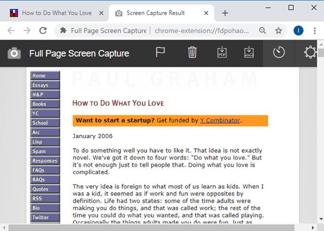 Meilleures extensions Chrome pour capturer des captures d'écran pour tous vos besoins - Extensions