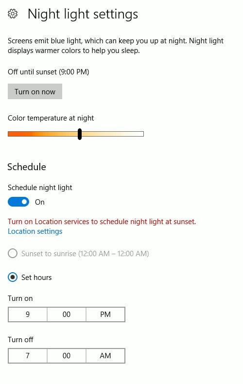 Comment configurer le mode nuit sur différentes plateformes (Windows/macOS/Linux/iOS/Android) - Explications