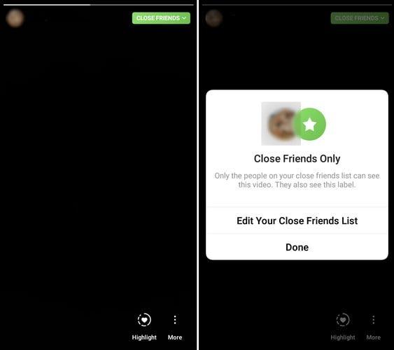 كيفية مشاركة قصص Instagram الخاصة بك مع الأصدقاء المقربين فقط