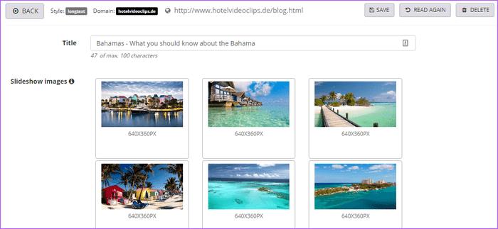 5 طرق لتحويل النص إلى فيديو من خلال مواقع الإنترنت - مواقع