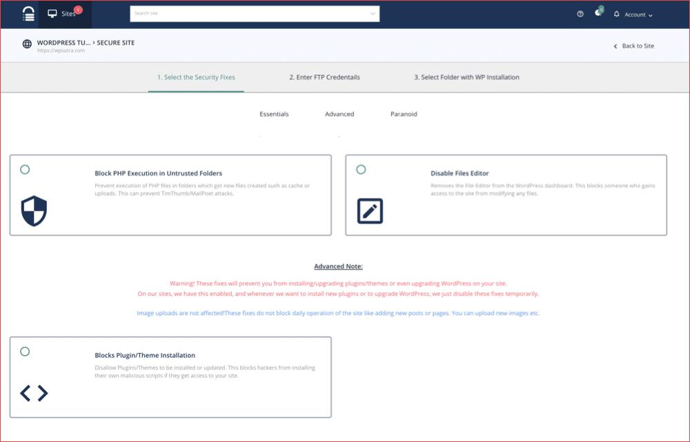 الدليل النهائي لإضافة BlogVault على WordPress للنسخ الاحتياطي التلقائي