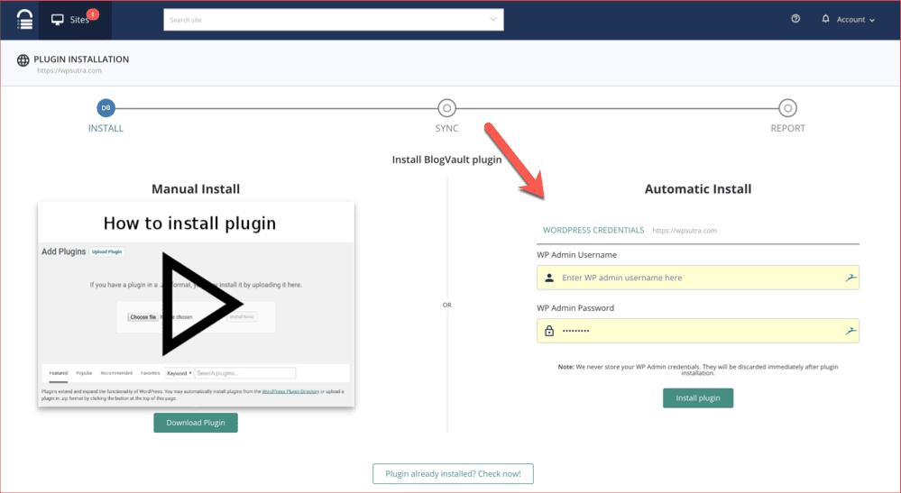 الدليل النهائي لإضافة BlogVault على WordPress للنسخ الاحتياطي التلقائي - مراجعات