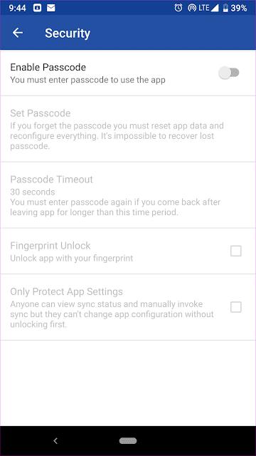 Comment configurer les dossiers Android pour la synchronisation automatique avec OneDrive - Android