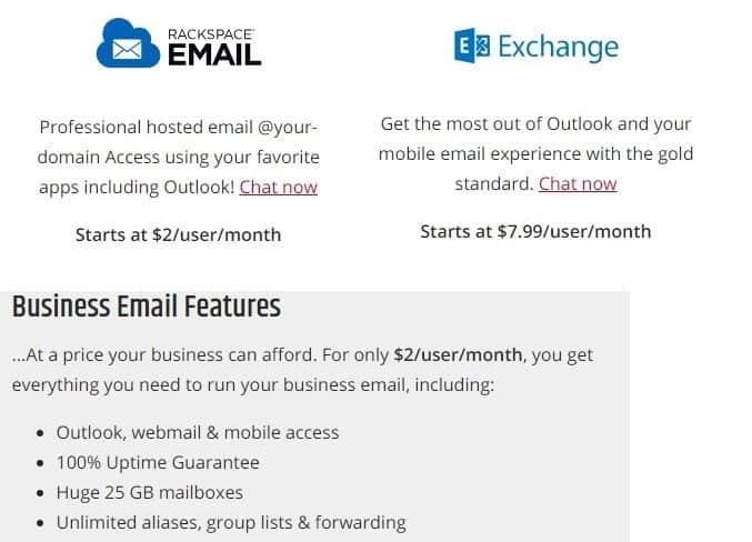 توصياتنا لأفضل مقدمي خدمات استضافة البريد الإلكتروني لعام 2020
