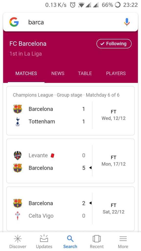 أفضل التطبيقات للحصول على تحديثات مباشرة لعشاق كرة القدم (Android و iOS)