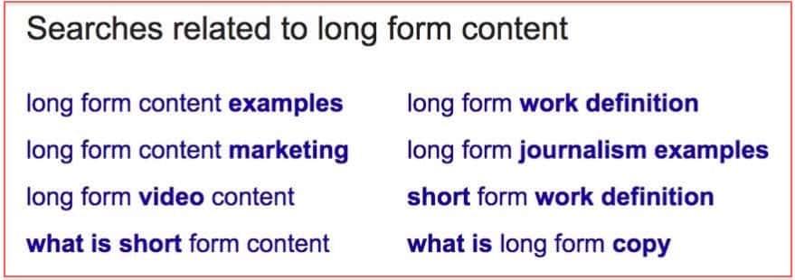 Stratégie SEO pour le contenu long : 11 conseils à suivre pour améliorer le classement de votre article - SEO