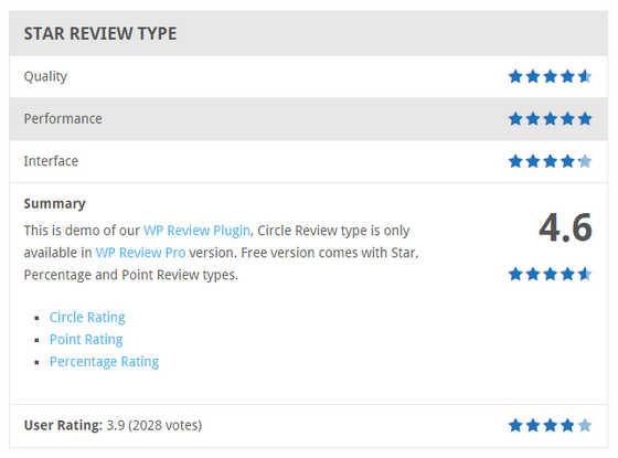 7+ من أفضل القوالب والإضافات لإنشاء مراجعات على WordPress : نسخة 2020