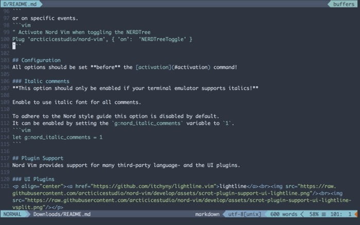 5 من أفضل  برامج تحرير Markdown لنظام التشغيل Linux