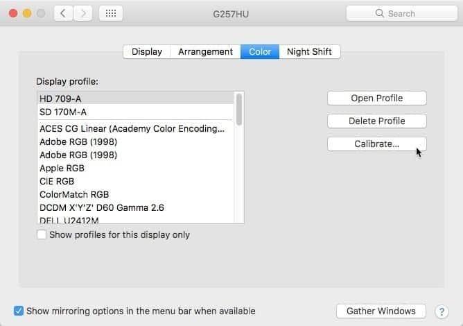 إصلاحات للشاشة الخارجية التي لا تعمل على نظام MacOS