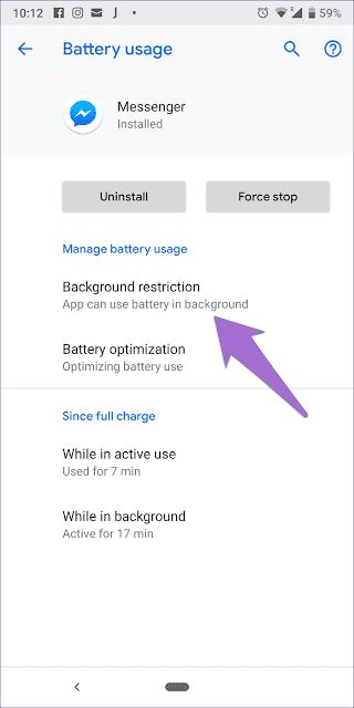 كيفية إصلاح مشكلة Facebook Messenger في انتظار الإتصال بالشبكة (Android) - Android شروحات