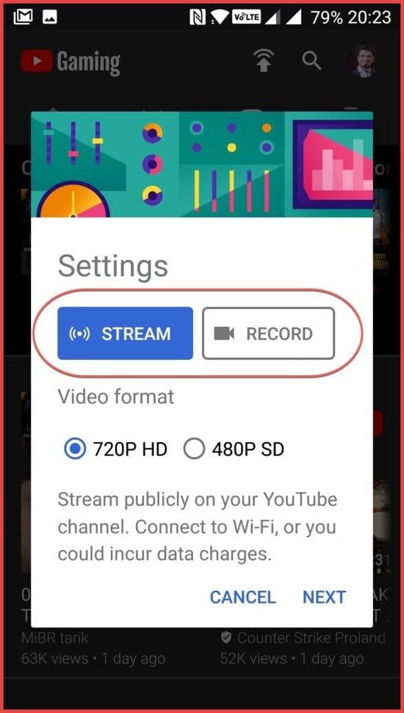 كيف تبدأ بث ألعاب Android أو أي شيء آخر من الشاشة على YouTube وكسب المال (أنا جاد!) - Youtube