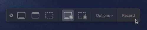 كيف تسجل شاشتك بسهولة على جهاز Mac