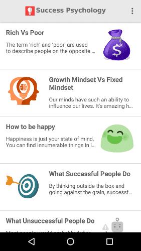 17 من أفضل تطبيقات المساعدة الذاتية لنظامي Android و iOS - Android iOS