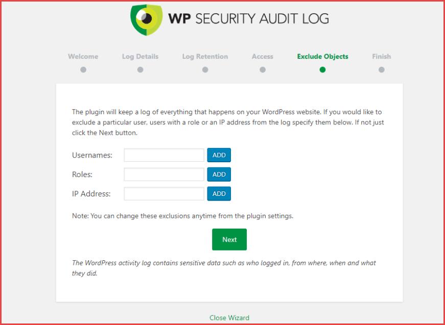 Pourquoi et comment créer un journal d'audit de sécurité sur WordPress gratuitement - WordPress Professional WordPress
