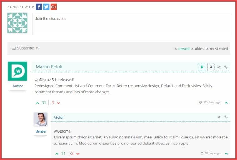 8 من أفضل المكونات الإضافية للتعليقات على WordPress للمزيد من المشاركة والتفاعل