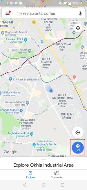 كيف تتنبأ بحركة المرور باستخدام خرائط Google على هاتف Android