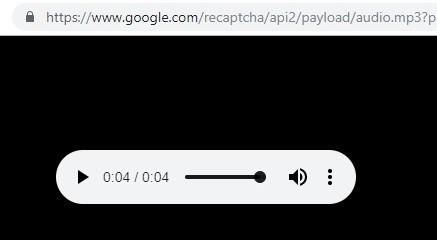 كيفية تجاوز التحقق من صور Google ReCAPTCHA - شروحات